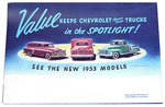 1953 Sales brochure
