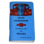 1937-1938 Salesman data book
