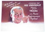 1952 Sales brochure