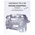 1936-1987 Chevrolet TPI and TBI engine swapping book