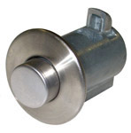 1954-1972 Glovebox lock with push button