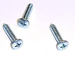 1971-1987 Outside mirror arm screws