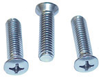 1955-1972 Outside mirror arm screws