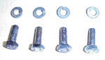 1948-1954 Universal joint bolt kit