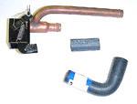 1955-1959 Heater control valve