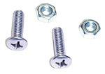 1947-1955 Outside mirror arm screws