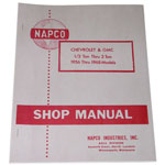 1956-1963 Napco <B>shop</B> manual