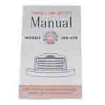 1947-1948 Owners manual