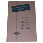 1948 Owners manual