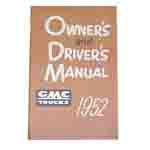 1952 Owners manual