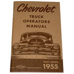 1955 (1st Series) Owners manual