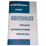 1958 Owners manual