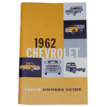 1962 Owners manual