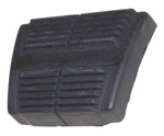 1973-1974 Pedal pad for parking brake