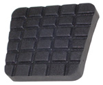 1960-1972 Pedal pad for parking brake