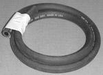 1969-1972 Power steering low pressure return hose