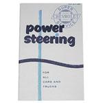 1955-1968 Power Assist Steering Service Manual