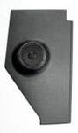1947-1953 Kickpanel speakers