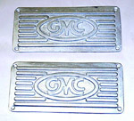 1936-1987 Running board step plates