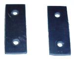 1955-1959 Radiator support pads