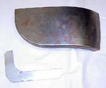 1947-1955 Rear fender patch panel
