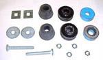 1969-1972 Radiator core support mounting kit