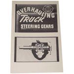 1947-1959 Steering gear overhaul manual