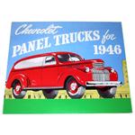 1946 Sales brochure