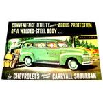 1948-1952 Sales brochure