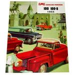 1955 (2nd Series) Sales brochure for Series 100 trucks