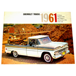 1961 Sales brochure
