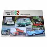 1962 Sales brochure for full line of truck models