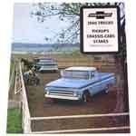 1966 Sales brochure