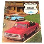 1968 Sales brochure