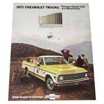 1972 Sales brochure