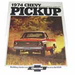 1974 Sales brochure