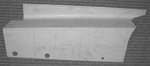 1940-1946 Running board to bed apron