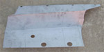 1936 Running board to bed apron