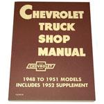1948-1953 Shop manual book