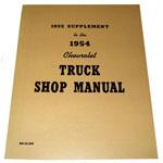 1955 (1st Series) Shop manual book