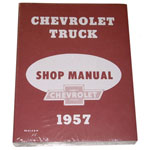 1957 Shop manual book