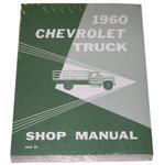 1960-1962 Shop manual book