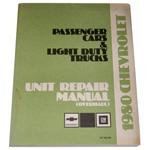 1980 Unit repair (overhaul) shop manual
