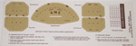 1940-1946 Gauge decals