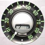 1954-1955 Speedometer mechanism only