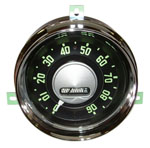 1954-1955 Speedometer