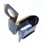 1958-1970 Spark plug wire retainer clip
