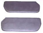 1973-1987 Inside sunvisor pads