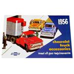 1956 Truck accessory brochure