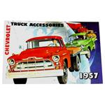 1957 Truck accessory brochure
